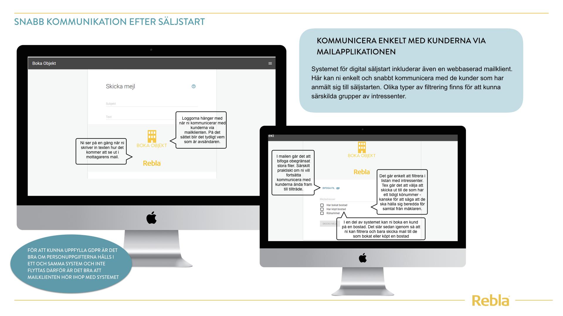 digital säljstart, nyproduktion, crm, kölappstagning