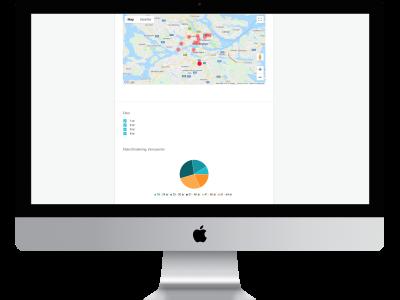 intressenter, karta, bor, bostäder, geografi